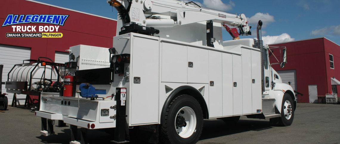 Custom Truck Bodies Custom Truck Boxes Beds Palfinger Bodies