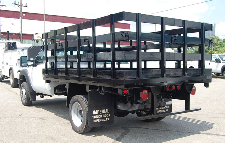 Stake Body Truck Parts : Ford truck bed sizes autos post