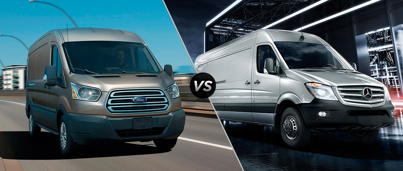 Transit vs Sprinter
