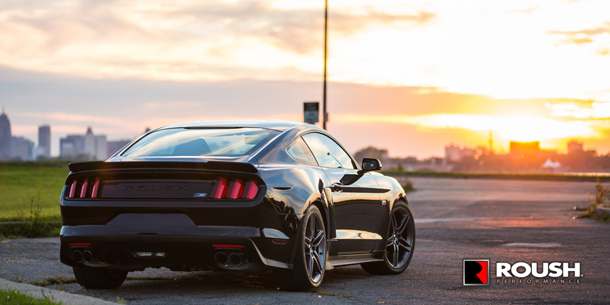 Roush Performance Header