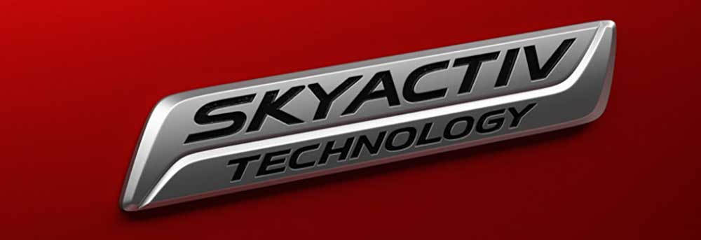Mazda Skyactiv Technology Logo