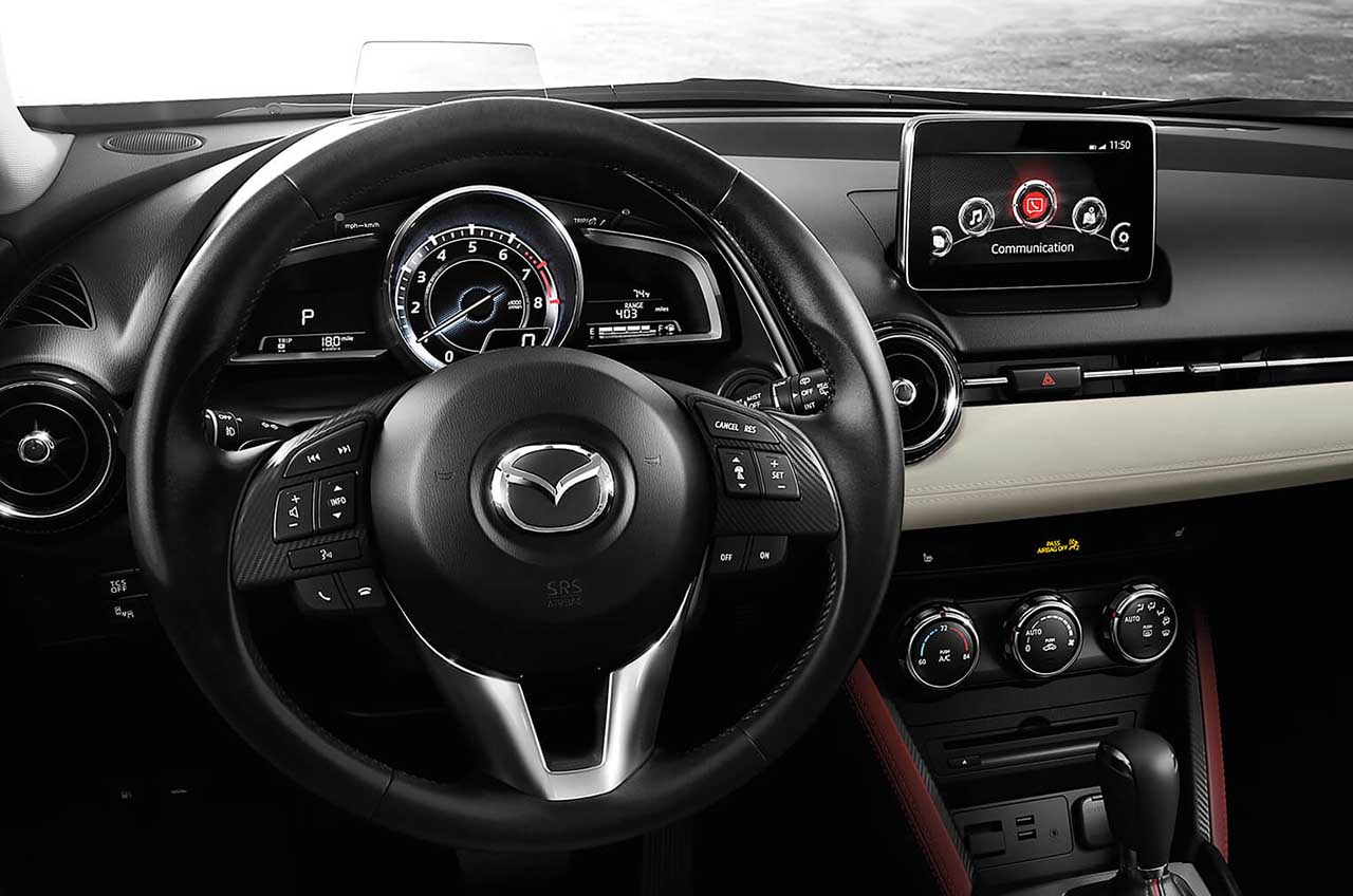 Mazda CX-3 Technology