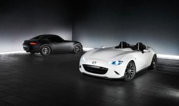 Mazda SEMA Concepts