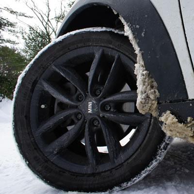Tire Snow