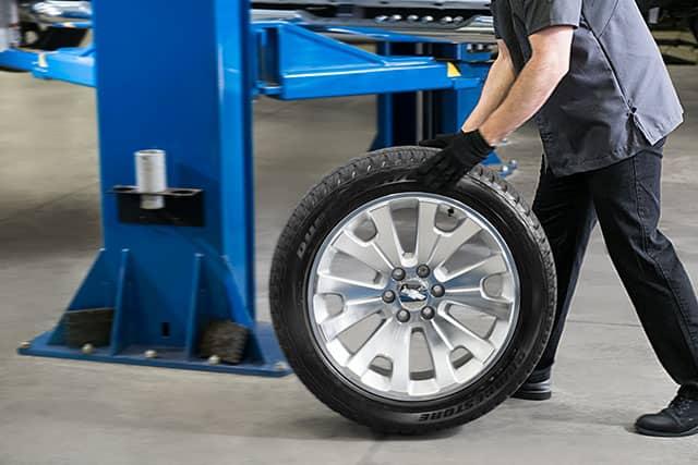 Service-Tires