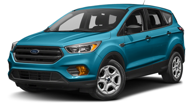Used Ford Transit Connect >> 2017 Ford Escape vs. 2017 Jeep Cherokee