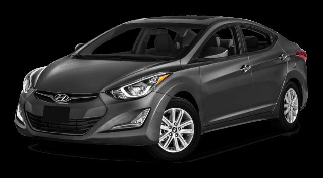 2016 Hyundai Elantra dark exterior