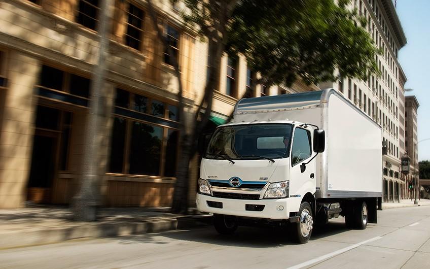 Commercial Hybrid Truck