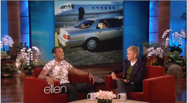 Ludacris & Ellen
