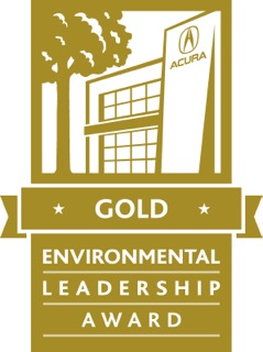 Acura Environmental Leadership Award