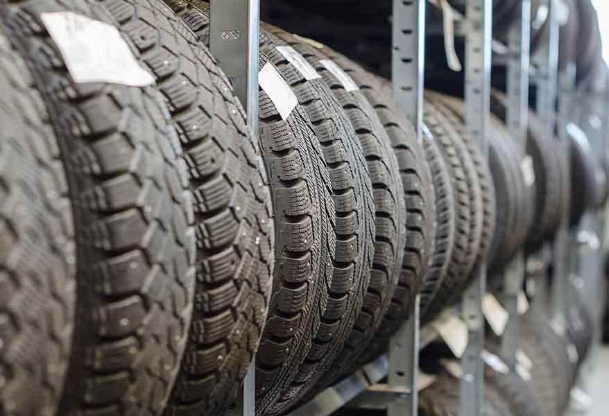 Toyota Tire Image