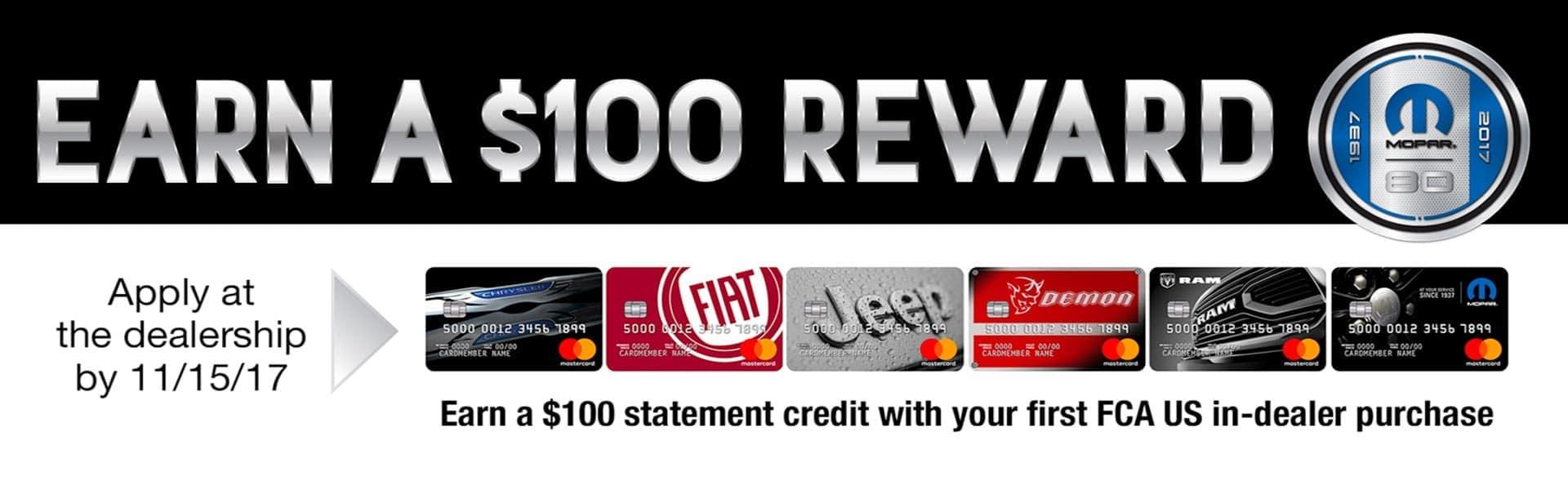 Mastercard Reward