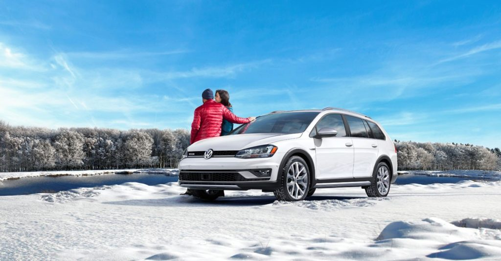 2017 Golf Alltrack 7