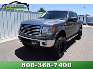Lifted Trucks For Sale In Lubbock Ez Auto