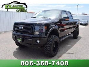 Lifted F150 For Sale >> Lifted Trucks For Sale In Lubbock Ez Auto