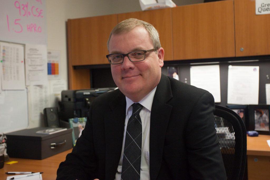 Service Director, Jeff Lind