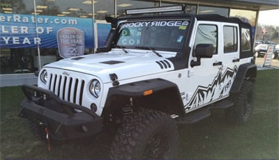 Rocky Ridge Vehicle
