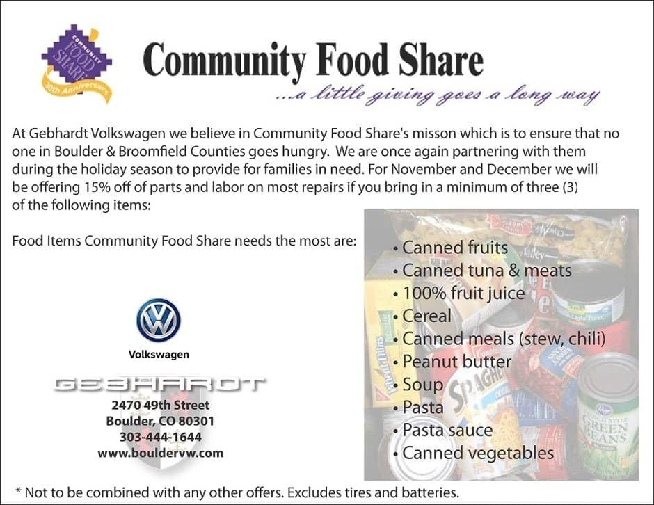 Community Food Share
