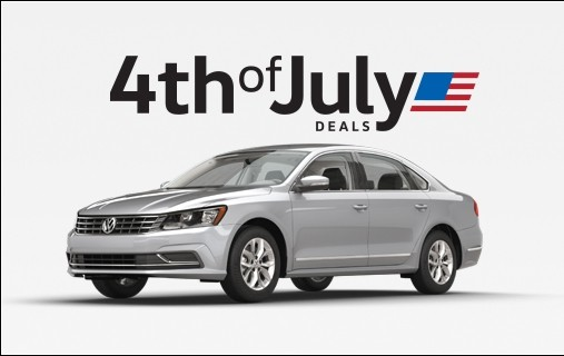 Boulder VW 4th of July Specials near Denver CO | Gebhardt Volkswagen