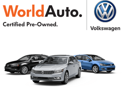 World Auto certified pre-owned