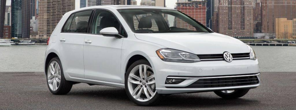 Volkswagen Announces The Golf At New York International Auto - Volkswagen new york