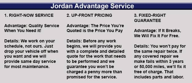 Get Directions  sc 1 st  Jordan Ford & Auto Service Oil Change u0026 Car Maintenance near Granger markmcfarlin.com