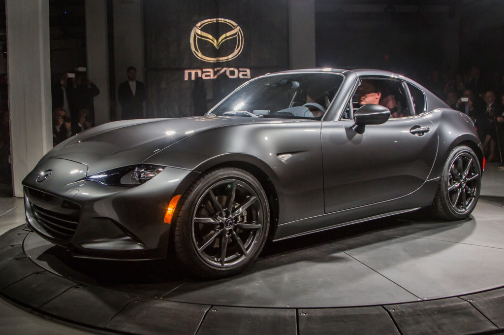 2017 Mx 5 Rf >> 6 Reasons Why The Mazda Mx 5 Miata Rf Should Be Your Next Car
