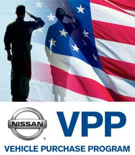 Nissan Is Pleased To Extend The Nissan Vehicle Purchase Program (VPP) To  Active And Reserve U.S. Military