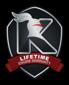Knight Lifetime Warranty Logo