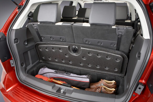 This is Why the 2017 Dodge Journey is the King of Storage | Landers