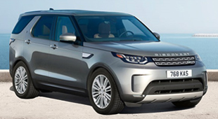 2017 Discovery HSE Luxury