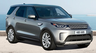 2017 Discovery HSE