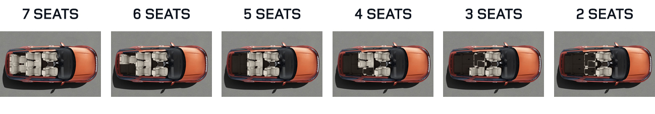 Seating Options