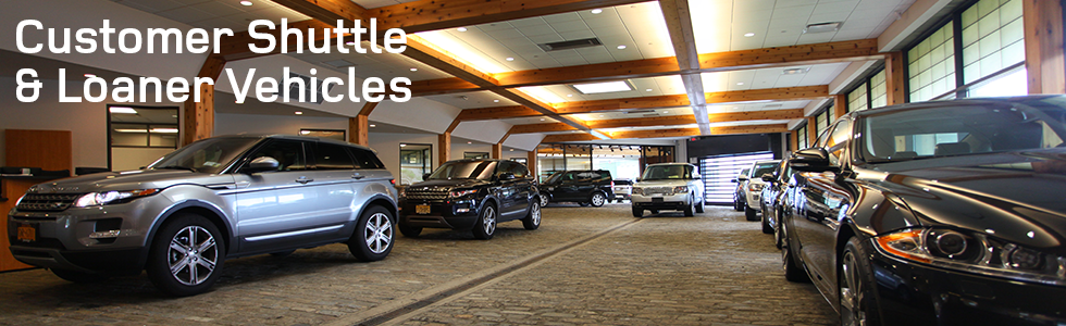 Land Rover Paramus >> Auto Service Shuttle And Loaner Vehicles Land Rover Paramus