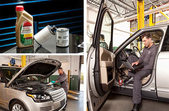 Land Rover Prepaid Maintenance