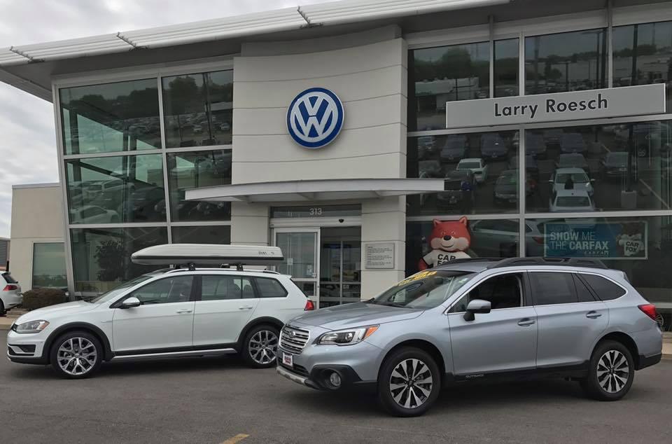 Larry Roesch Volkswagen