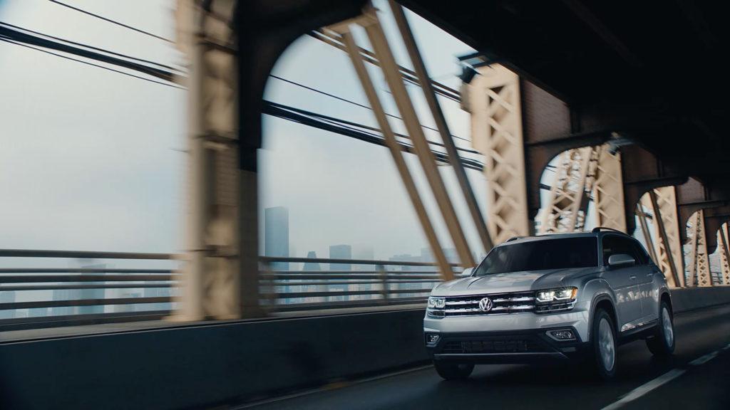 All-New Volkswagen Atlas