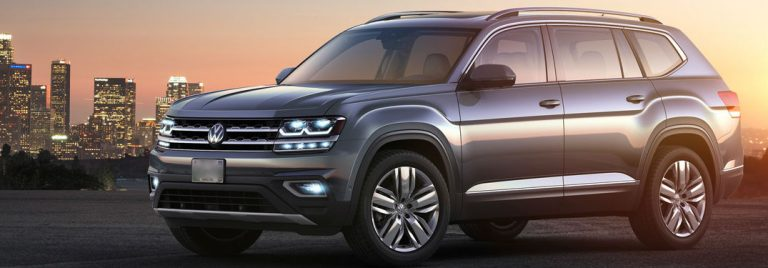 What Colors Does The 2018 Volkswagen Atlas Come In Lindsay