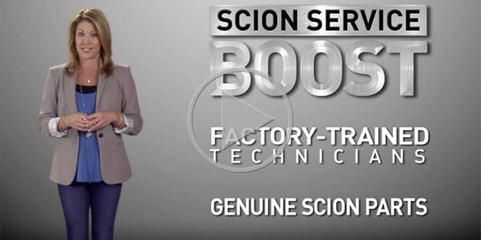 Scion-Service-Boost-Video