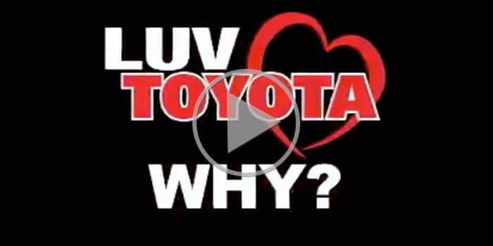 whyluvtoyota-video