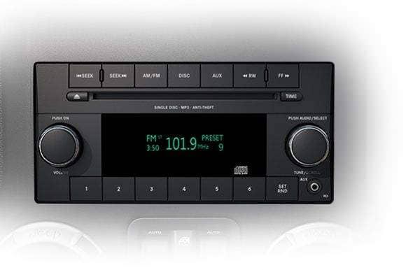 Audio & Uconnect Multimedia