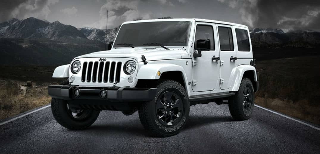Marvelous 2015 Jeep Wrangler Unlimited Altitude Austin, TX