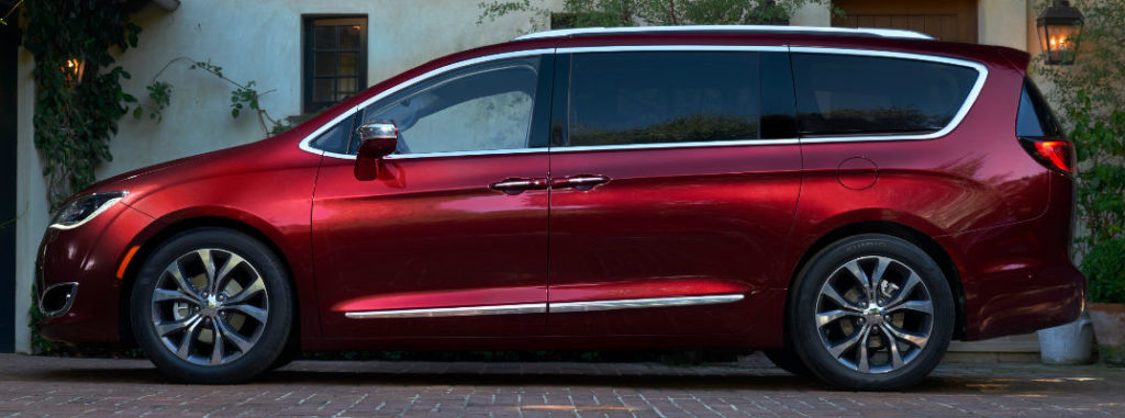 2017 Chrysler Pacifica Touring Plus Austin Tx Mac Haik