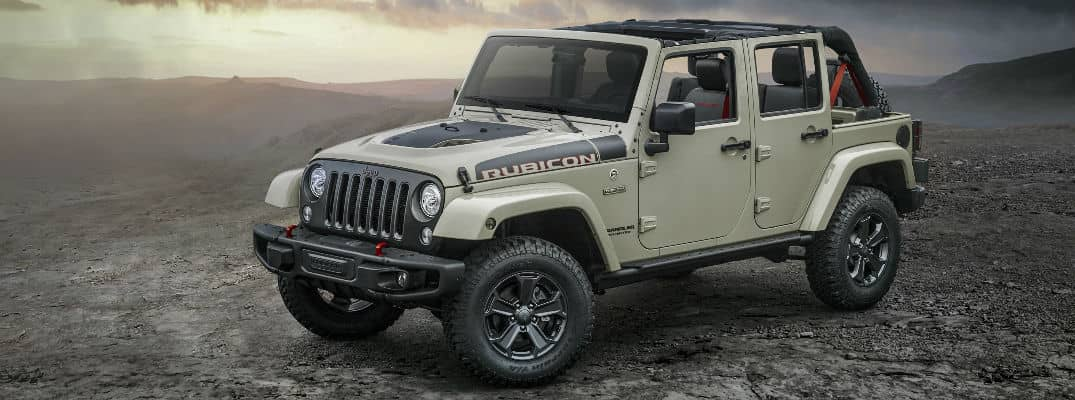 2017 jeep wrangler rubicon recon edition austin tx mac haik dodge chrysler jeep ram georgetown. Black Bedroom Furniture Sets. Home Design Ideas