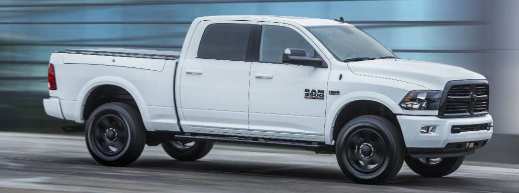 2017 Ram 2500 Night Edition Austin Tx Mac Haik Dodge