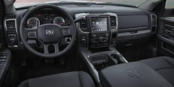 2017 Ram 2500 Night Edition Austin Tx Mac Haik Dodge