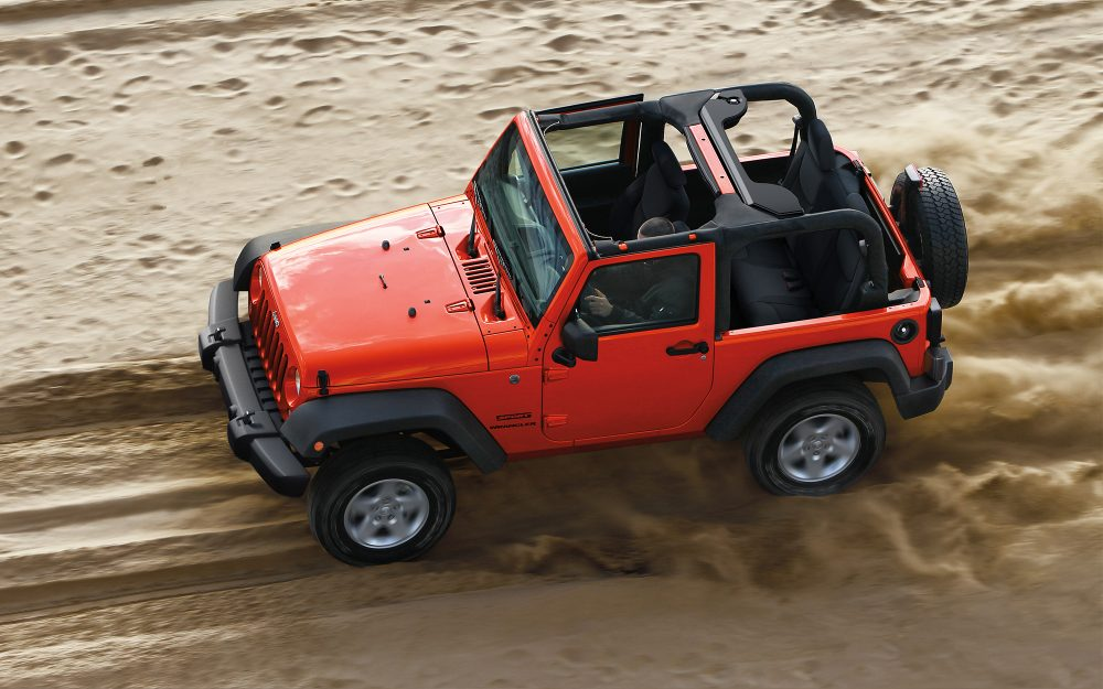 "Mopar SEMA Names Jeep Wrangler ""Hottest 4x4-SUV"" in 7th Consecutive ..."