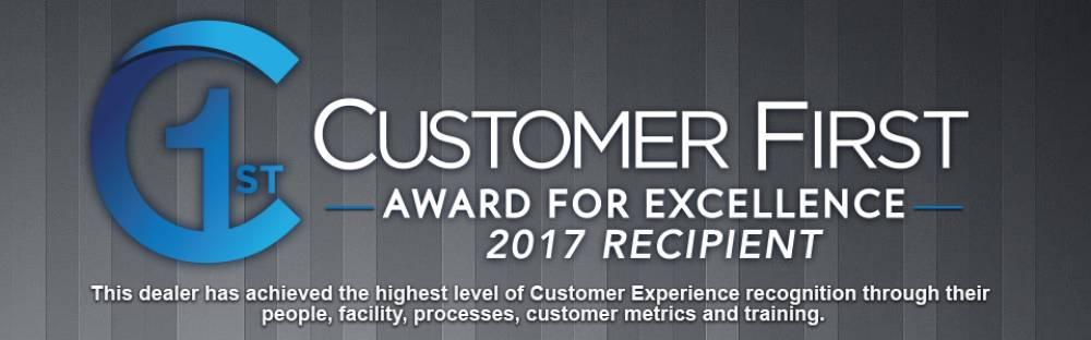 Mac Haik Dodge Chrysler Jeep Receives Customer First Award For Excellence Mac Haik Dodge