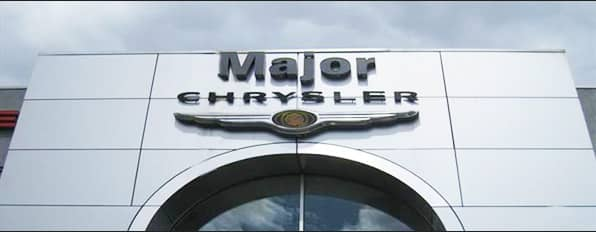 Why Buy From Major World Chrysler Dodge Jeep® RAM?