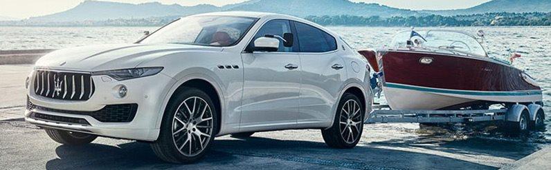 2017 Maserati Levante Exterior